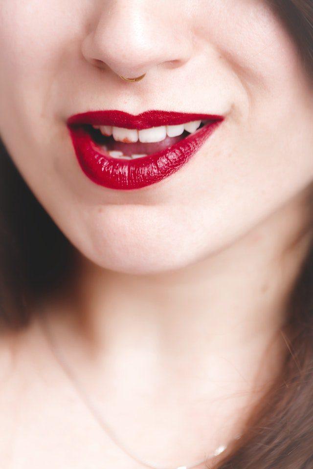 staining teeth